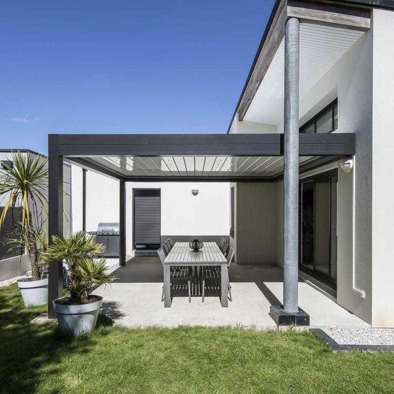 Pergolas Bioclimatique Sur Mesure Pergola Bioclimatique Sur Mesure Qualite Art Home Alu